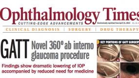 glaucoma treatment GATT (Gonioscopy Assisted transluminal trabeculectomy)