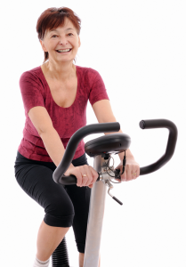 stationary cycling beneficial to glaucoma patients